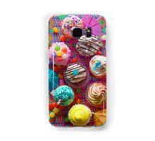 Cupcake du Jour Samsung Galaxy Case/Skin