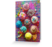 Cupcake du Jour Greeting Card