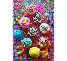 Cupcake du Jour Photographic Print