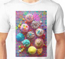 Cupcake du Jour Unisex T-Shirt