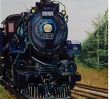 CP Engine 1201 by HarmonyGallery