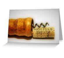 Wolffer Estate II Greeting Card