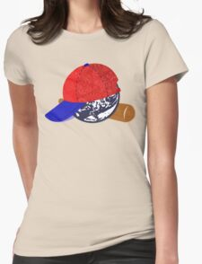 Earthbound/Mother2 Ness Womens Fitted T-Shirt