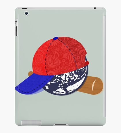 Earthbound/Mother2 Ness iPad Case/Skin
