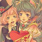 Happy Valentine's Day  by Hikaru Yagi