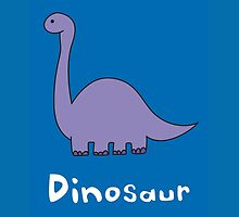 D for Dinosaur by Gillian J.