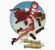 Helena Handbasket - Red Hot Riding Hood by CWR63