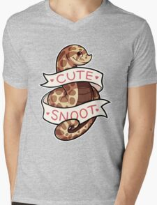 Cute Snoot Mens V-Neck T-Shirt