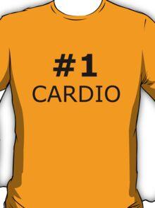rule 1 : cardio T-Shirt
