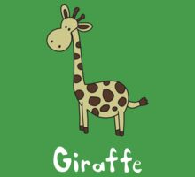 G for Giraffe Kids Clothes