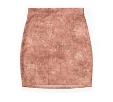 Canyon Sunset Oil Painting Color Accent Pencil Skirt