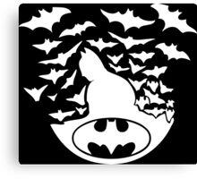Batman - Bat Canvas Print