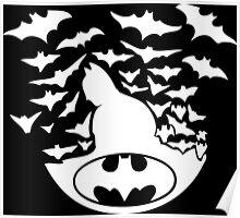 Batman - Bat Poster
