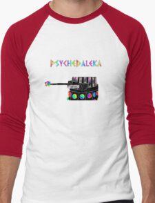 PsycheDaleka Body - Psychedelic Dalek! Men's Baseball ¾ T-Shirt