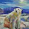 Polar Bear by Michael Creese