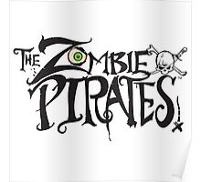 The Zombie Pirates Poster