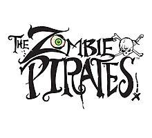 The Zombie Pirates Photographic Print
