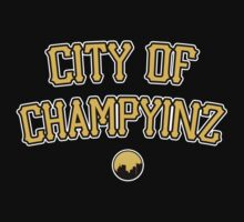 City of Champyinz T-Shirt