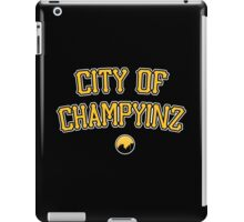 City of Champyinz iPad Case/Skin