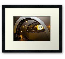 Malmaison Eye Framed Print