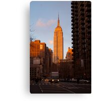 Empire State Building, NYC I Canvas Print
