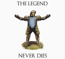 The Legend Never Dies by FsLord