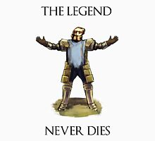 The Legend Never Dies Unisex T-Shirt