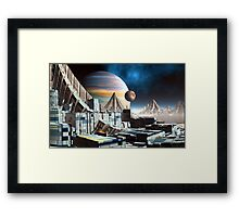 Ancient Egyptians Framed Print