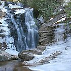 Hanging Rock Upper Cascades by JGetsinger