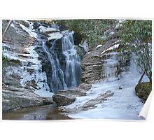 Hanging Rock Upper Cascades Poster