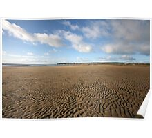 Lahinch beach Poster