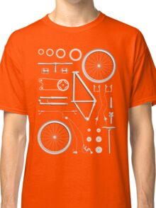 Bike Exploded Classic T-Shirt