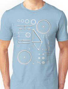 Bike Exploded Unisex T-Shirt