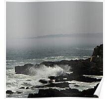 The Rockbound Coast of Maine Poster