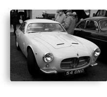 Maserati A6G Canvas Print