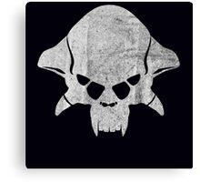 Nephilim Skull Canvas Print