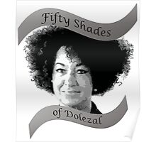 Fifty Shades of Dolezal Poster