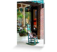 Rocking Chair by Boutique Greeting Card