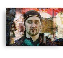 Elf Warrior Canvas Print