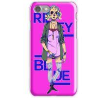 Riley Blue - Sense8 iPhone Case/Skin