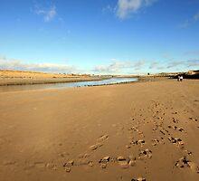 Lahinch beach view by John Quinn