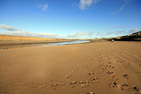 Lahinch beach view by John Quinn