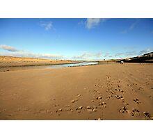 Lahinch beach view Photographic Print