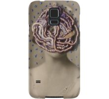 Water Woman, embroidered photo Samsung Galaxy Case/Skin