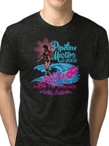 Pipeline Masters 2002 Tri-blend T-Shirt
