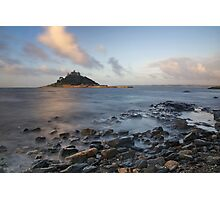 St Michael's Mount Photographic Print