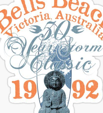 Bells Beach 50 Year Storm Classic Sticker