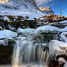 Russell Burn in Winter, Applecross. Scotland. by PhotosEcosse