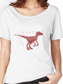 Raptorous Education Women's Relaxed Fit T-Shirt