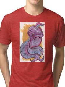 The Gnar Gnarwhal Tri-blend T-Shirt